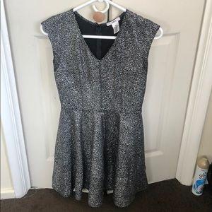 BAR III V-neck short dress